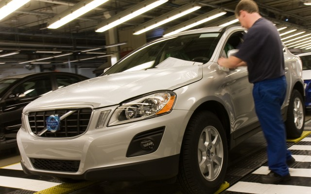 car industry post 1